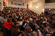 New York, NY-May 13: Audience attends ' Harlem on my Plate' and the Toasting of the Schomburg Center for its National Medal for Museums & Library Service Award powered by Citi on May 13, 2015 in New York City. Terrence Jennings/terrencejennings.com)