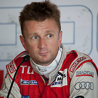 Allan McNish - Audi Factory Driver, Le Mans Series Silverstone 1000KM 2010