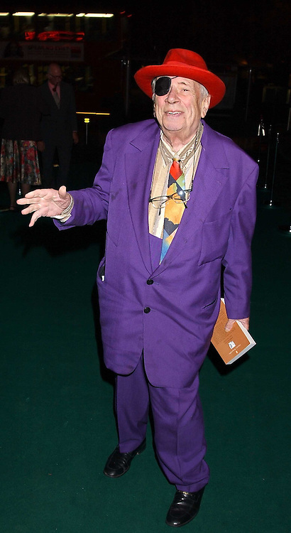 Jazz man GEORGE MELLY at a party for the relaunch of Pizza on The Park, 11 Knightsbridge, London on 20th October 2005.<br /><br />NON EXCLUSIVE - WORLD RIGHTS