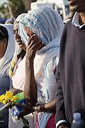 Agrigento, funerali di stato per i morti a Lampedusa.<br /> Agrigento, state funerals for the victims in Lampedusa