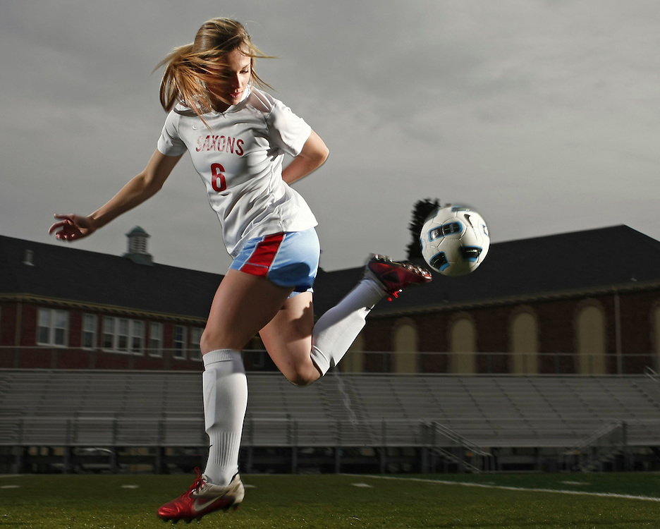 South Salem's Whitney Pitalo is the Statesman Journal All-Mid-Valley girls soccer player of the year.