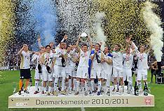 20110529 FC København Danish Champion, football, Superleague