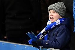 Bristol Rovers fan - Mandatory by-line: Dougie Allward/JMP - 17/03/2018 - FOOTBALL - Home Park - Plymouth, England - Plymouth Argyle v Bristol Rovers - Sky Bet League One