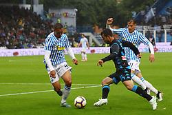 Foto LaPresse/Filippo Rubin<br /> 12/05/2019 Ferrara (Italia)<br /> Sport Calcio<br /> Spal - Napoli - Campionato di calcio Serie A 2018/2019 - Stadio &quot;Paolo Mazza&quot;<br /> Nella foto: AMIN YOUNES (NAPOLI)<br /> <br /> Photo LaPresse/Filippo Rubin<br /> May 12, 2019 Ferrara (Italy)<br /> Sport Soccer<br /> Spal vs Napoli - Italian Football Championship League A 2018/2019 - &quot;Paolo Mazza&quot; Stadium <br /> In the pic: AMIN YOUNES (NAPOLI)
