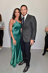 Frank & Christine Lampard at the Glamour Women of The Year Awards 2017 in association with Next held in Berkeley Square Gardens, London England. 6 June 2017.