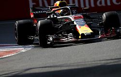 October 26, 2018 - Mexico-City, Mexico - Motorsports: FIA Formula One World Championship 2018, Grand Prix of Mexico, .#33 Max Verstappen (NLD, Aston Martin Red Bull Racing) (Credit Image: © Hoch Zwei via ZUMA Wire)
