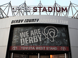 The iPro Stadium, Derby - Photo mandatory by-line: Robbie Stephenson/JMP - Mobile: 07966 386802 - 17/03/2015 - SPORT - Football - Derby - iPro Stadium - Derby County v Middlesbrough - Sky Bet Championship