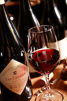Domaine du Vissoux, Beaujolais..Chermette's  Les Griottes. September 14, 2007..Photo by Owen Franken for the NY Times.
