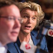 NLD/Hilversum/20131206 - Top 2000 finale 2013, bekendmaking uitslag, Hans Klok