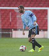 Kevin Thomson - Sheffield United v Dundee, pre season friendly at Bramall Lane<br /> <br />  - &copy; David Young - www.davidyoungphoto.co.uk - email: davidyoungphoto@gmail.com
