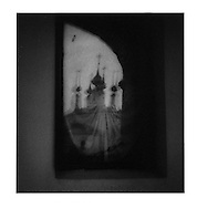 Reflection, Suzdal, Russia.