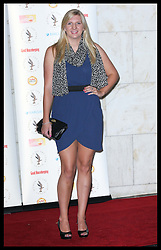Rebecca Adlington arriving at the Women of the Year Awards in London, Monday 22nd October 2012.  Photo by: Stephen Lock / i-Images