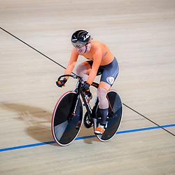 03-03-2018: Wielrennen: WK Baan: Apeldoorn<br />Kyra Lamberink werd zevende in de finale 500meter