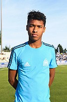 Boubacar Kamara during the friendly match between Olympique de Marseille and Fenerbahce on July 15, 2017 in Lausanne, Switzerland. (Photo by Philippe Le Brech/Icon Sport)