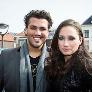 NLD/Alphen aan de Rijn/20140402 - Just Once Again , Jasper Taconis en Nicky van der Kuijp