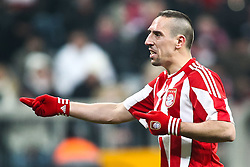 27.11.2010, Allianz Arena, Muenchen, GER, 1.FBL, FC Bayern Muenchen vs Eintracht Frankfurt, im Bild Franck Ribery (Bayern #7)  , EXPA Pictures © 2010, PhotoCredit: EXPA/ nph/  Straubmeier       ****** out ouf GER ******