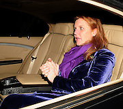 13.DECEMBER.2007. LONDON<br /> <br /> PRINCESS BEATRICE AND BOYFRIEND DAVE CLARK LEAVING CIPRIANI'S RESTAURANT IN MAYFAIR AFTER HAVING DINNER WITH MUM SARAH FERGUSON.<br /> <br /> BYLINE: EDBIMAGEARCHIVE.CO.UK<br /> <br /> *THIS IMAGE IS STRICTLY FOR UK NEWSPAPERS AND MAGAZINES ONLY*<br /> *FOR WORLD WIDE SALES AND WEB USE PLEASE CONTACT EDBIMAGEARCHIVE - 0208 954 5968*
