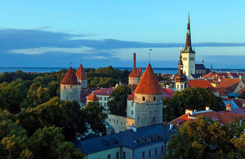 Tallinn, Estonia, Baltic States