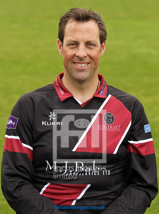 Marcus Trescothick pictured during Somerset County Cricket Club media day at the County Ground, Taunton, Taunton<br /> Picture by Tom Smith/Focus Images Ltd 07545141164<br /> 31/03/2014