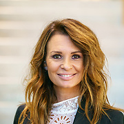 NLD/Amsterdam/20180913 - inloop Talkies Lifestyle lunch 2018, Leontine Borsato - de Ruiter