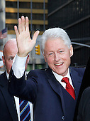 Bill Clinton and Adam Sandler
