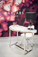 The RabLabs 2013 display booth and products photographed by John Muggenborg.