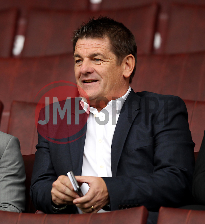 Former Newcastle United manager John Carver - Mandatory by-line: Robbie Stephenson/JMP - 26/07/2015 - SPORT - FOOTBALL - Sheffield,England - Bramall Lane - Sheffield United v Newcastle United - Pre-Season Friendly