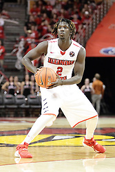 05 December 2015: Quintin Brewer (2). Illinois State Redbirds host the University of Alabama - Birmingham Blazers at Redbird Arena in Normal Illinois (Photo by Alan Look)