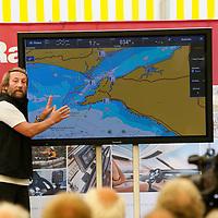 Round the Island Race, Raymarine, Weather Briefing, with, Chris Tibbs.