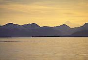 Valdez, Alaska, Oil Tanker<br />