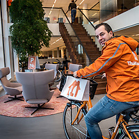 Nederland, Amsterdam, 2 november 2016.<br /> <br /> Imad Qutob, ‎Director of Brand Marketing at Takeaway.com N.V. <br /> <br /> Foto: Jean-Pierre Jans