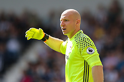 Brad Guzan of Middlesbrough looks on - Rogan Thomson/JMP - 28/08/2016 - FOOTBALL - The Hawthornes - West Bromwich, England - West Bromwich Albion v Middlesbrough - Premier League.