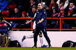 Nottingham Forest manager Martin O'Neill cuts a frustrated figure - Mandatory by-line: Robbie Stephenson/JMP - 19/01/2019 - FOOTBALL - The City Ground - Nottingham, England - Nottingham Forest v Bristol City - Sky Bet Championship
