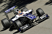 September 10-12, 2010: Italian Grand Prix. Nico Hulkenberg, Williams F1