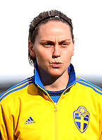 Fifa Woman's Tournament - Olympic Games Rio 2016 -  <br /> Sweden National Team - <br /> Lisa Dahlkvist