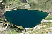 Lake Of Oncet, Pic Du Midi De Bigorre, Pyrenees France