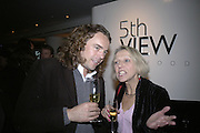 Jamie Byng and Dotti Irving, Waterstone's celebrate 25 Years in Books.  Waterstone's Piccadilly. London. 16 May 2007.  -DO NOT ARCHIVE-© Copyright Photograph by Dafydd Jones. 248 Clapham Rd. London SW9 0PZ. Tel 0207 820 0771. www.dafjones.com.