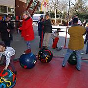 Circus project Brandsmaschool Nieuwe s'Gravelandseweg Bussum