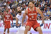 DESCRIZIONE : Berlino Berlin Eurobasket 2015 Group B Turkey Italy <br /> GIOCATORE : Semih Erden<br /> CATEGORIA :Tagliafuori<br /> SQUADRA : Turkey<br /> EVENTO : Eurobasket 2015 Group B <br /> GARA : Turkey Italy<br /> DATA : 05/09/2015 <br /> SPORT : Pallacanestro <br /> AUTORE : Agenzia Ciamillo-Castoria/Mancini Ivan<br /> Galleria : Eurobasket 2015 <br /> Fotonotizia : Berlino Berlin Eurobasket 2015 Group B Turkey Italy
