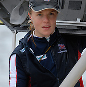 Caversham, Great Britain, Anna BEBINGTON, GB Rowing media day at the Redgrave Pinsent Rowing Lake. GB Rowing Training centre. Tue. 29.04.2008  [Mandatory Credit. Peter Spurrier/Intersport Images] Rowing course: GB Rowing Training Complex, Redgrave Pinsent Lake, Caversham, Reading