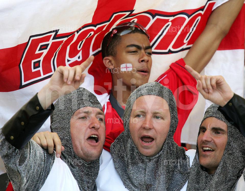 Fussball WM 2006 Achtelfinale in Stuttgart England - Ecuador