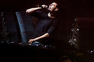 ROTTERDAM - DJ Afrojack viert zijn dertigste verjaadag en zijn tien jarig jubileum als dj met de show 'No Place Like Home' in evenementenhal Ahoy. ANP KIPPA ROBIN UTRECHT