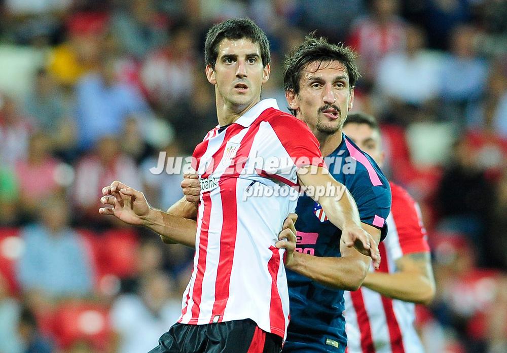 ATHLETIC CLUB DE BILBAO-ATLETICO DE MADRID<br /> PARTIDO