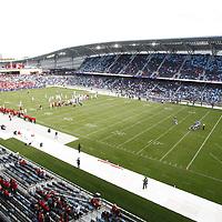Football: University of St. Thomas (Minnesota) Tommies vs. Saint John's University (Minnesota) Johnnies<br /> Allianz Field<br /> Tommie Johnnie Game