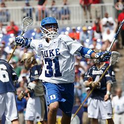 2014-05-26 Duke vs. Notre Dame lacrosse (NCAA Championship)