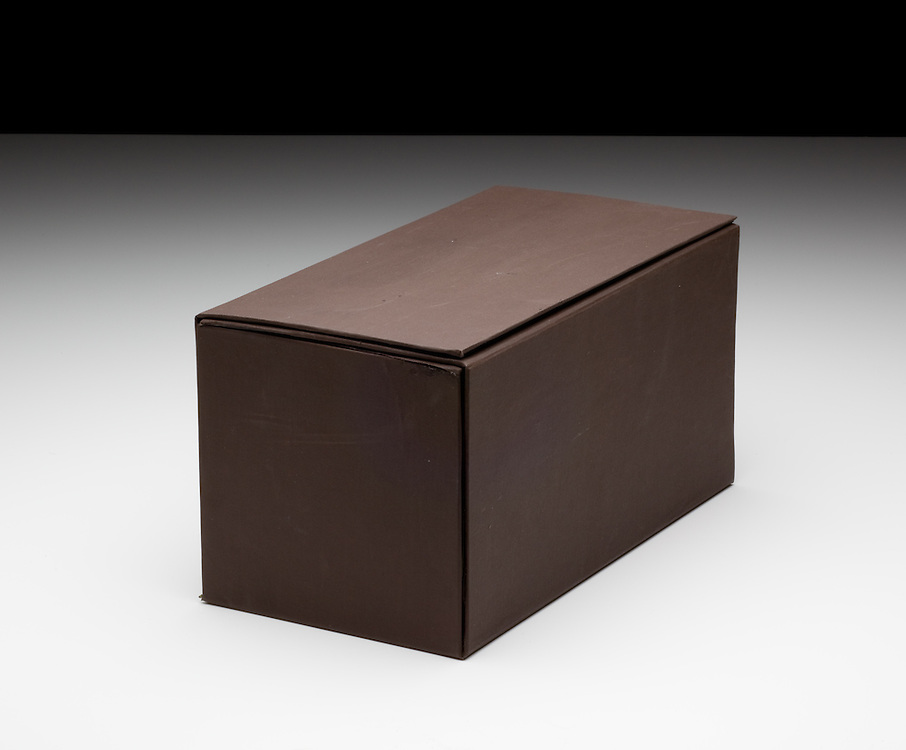 Folded box with pop up by Lauren Morrison
