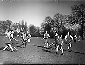 1958 - 11/04 Women's Hockey Waterford vs Instonians, Belfast