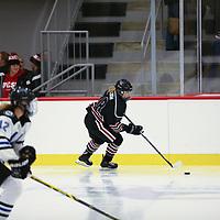 Women's Ice Hockey: Hamline University Pipers vs. Marian University (WI) Sabres