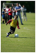 Wendover FC Football Tournament Sat 3-6-2006.Morning action.