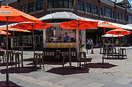 Stand Coffee and Southstreet Seaport